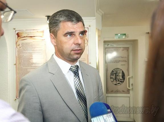 Начальник главного управления идеологической работы и по делам молодёжи Гродненского облисполкома стал главой Свислочского района