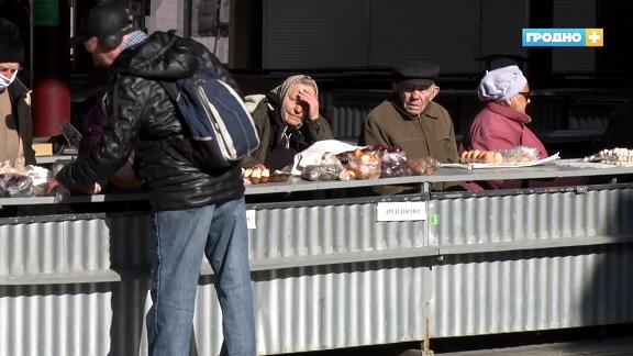 С 1 мая аренда за торговые места на Гродненских рынках будет снижена на треть