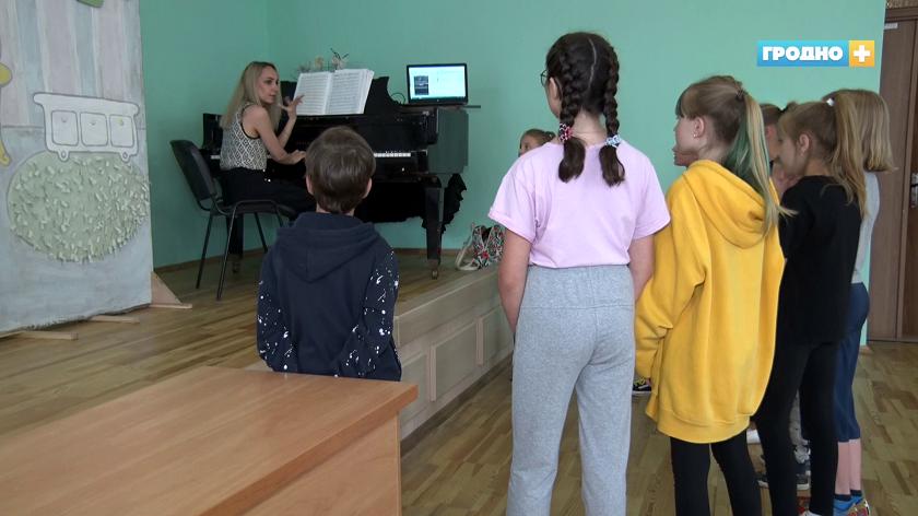 Как работает первая в Гродно творческая мастерская для детей?