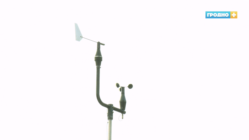 20 датчиков контроля качества воздуха появится в Гродно