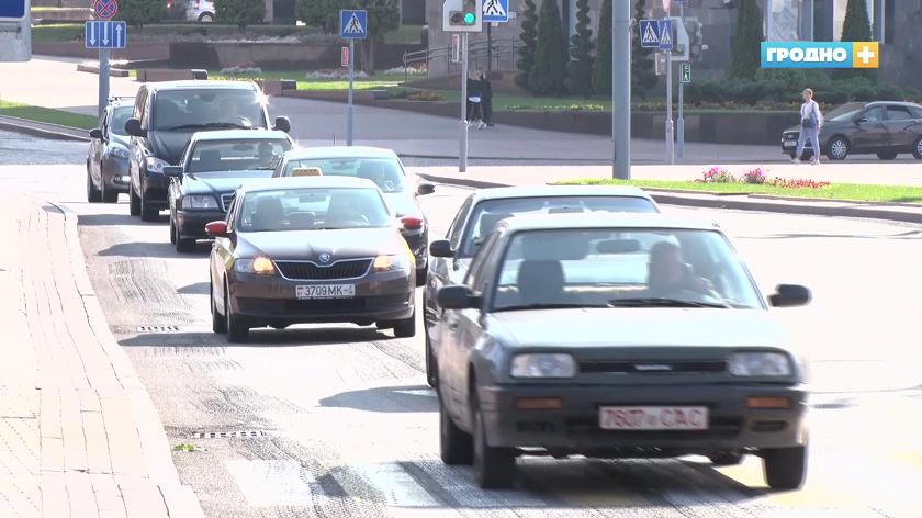 Много ли желающих получить водительское удостоверение в Гродно?