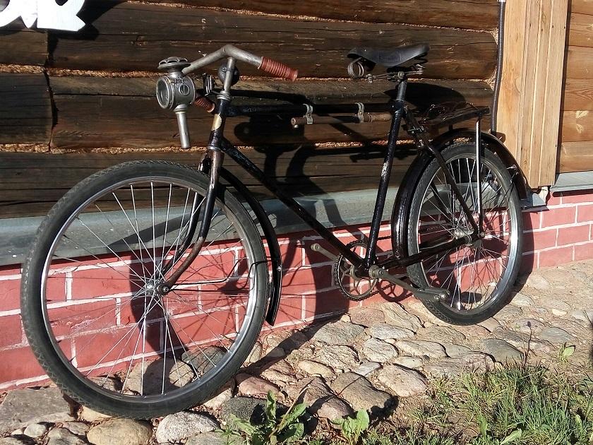 Веложизнь в стиле ретро