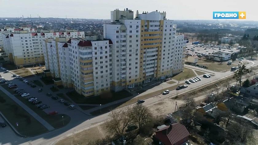 За последние пять лет в Гродно отремонтировали 233 жилых дома